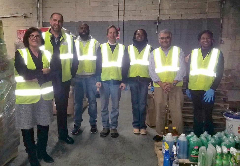 Triple C Housing Receives Amazon Donation Thanks to Romark Logistics